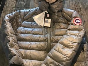 Canada goose ski jas winter jas