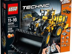 Lego Technic 42030 Volvo L350F Wiellader NIEUW
