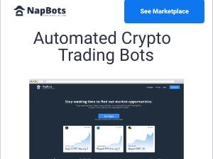Automatisch Bitcoin traden! tot 600% jaarlijkse winst [Met NapBots]