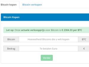 Bitcoin kopen met iDEAL bij Bicredit.eu . Veilig en vertrouwd!