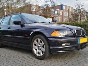 BMW E46 OrientBlau 2000 onderdelen
