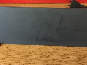 Surface pro 3 docking