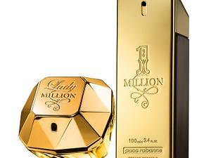 One Million & Lady Million  100ml
