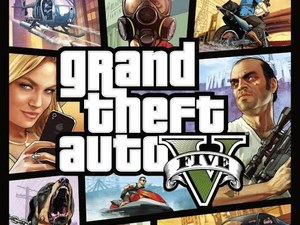 GTA 5 Playstation 3
