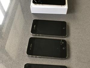 iPhone 4 4 stuks