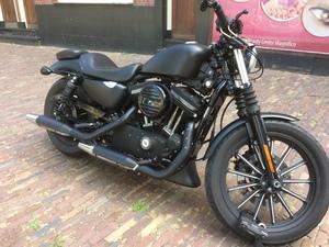 Harley Davidson sportster 883 Iron custom bj 2009