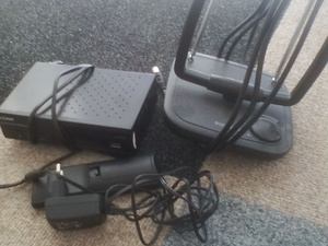 Free to air TV set