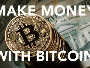 Bitcoins Gezocht