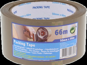 Verpakkingstape 50 mm x 66 meter
