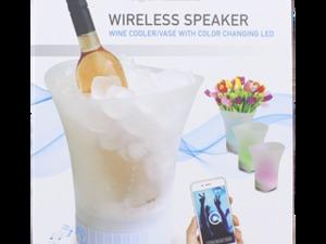 Wijnkoeler-speaker