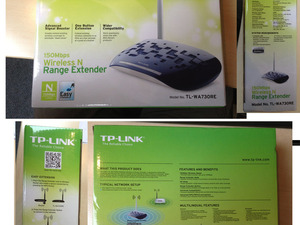 TP-Link TL-WA730RE - Wireless range extender