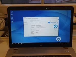 Hp probook 650g2 laptop (i5, 8GB, 240 GB m2)