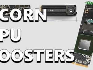 SQRL Acron CLE-215+ FPGA GPU Videokaart Mining Booster NIEUW