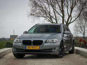 BMW 520D touring 2011