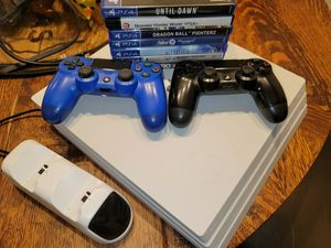 PS4 1TB + Games & 2 Controllers - PERFECTE Conditie