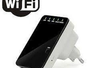 Wifi repeater versterker 2.4GHz 300Mbps (HOOG BEOORDEELD)