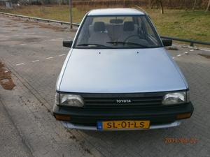 Toyota Starlet 1.3XLaut APK tot 12-10-2013