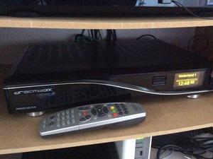 Dreambox 8000 (origineel)  voor kabel en satelliet. Inclusief schotel.