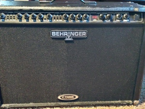 Gitaar versterker: Behringer V-Tone GMX212