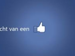 Facebook likes, share en volgers