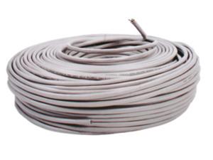 Netwerkset: 100 meter UTP CAT 5e kabel + 20 stekkertjes + krimptang