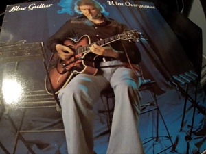 LP Blue Guitar - Wim Overgaauw (1977)