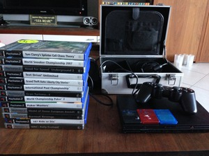 Playstation 2 slim+ games