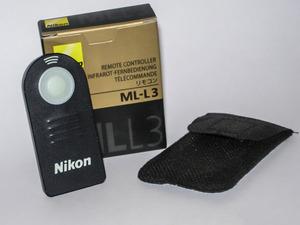 Draadloze afstandsbediening Nikon ML-L3 ( nieuw )