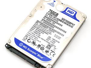 Western Digital WD7500BPVT