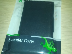 Lederen cover Nexus 7 2013 (Gecko Covers)