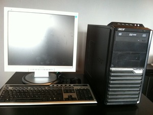Acer Veriton m421G Complete Desktop PC