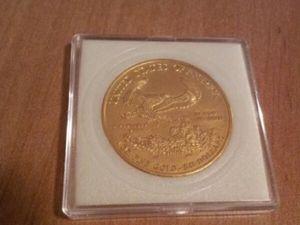 Gouden 1oz American Eagle 2005