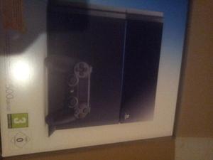 Playstation 4 nieuw in doos met aankoopbewijs