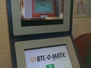 First Working Bitcoin ATM's in Amsterdam