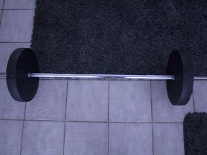 Halterstang 165 cm (52 kg)