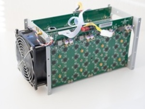 Antminer S1 180 - 200 GH/s