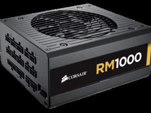 Corsair RM1000 gold standard PSU