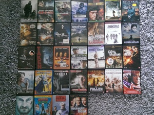 32 originele dvd films