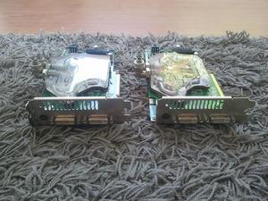 2x NVidia GeForce 7900GTX