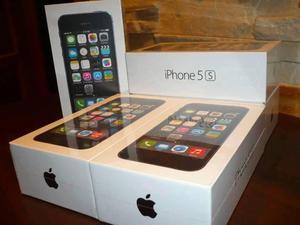 Gloednieuwe iPhone 5s 32GB ontgrendeld