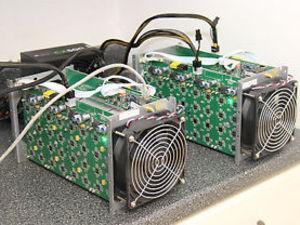 Bitcoin Antminers S1 rig Te Koop