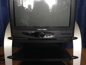 Grundig TV Max Design TV + bijpassend meubel