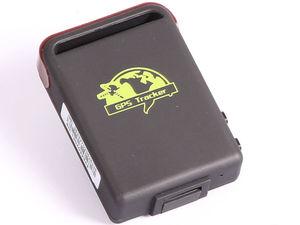 Mini GPS Tracker Inbouw met standby batterij