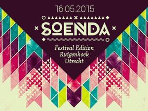 Soenda festival 2015 2x tickets