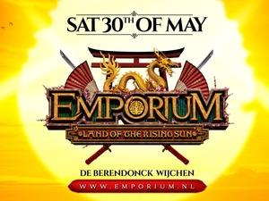 Emporium festival 30-05-2015 Nijmegen