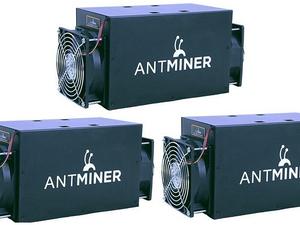 Antminer S3  (tweedehands)  478 GH/s