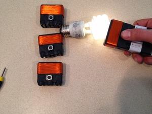 Emp slot generator lamp tester