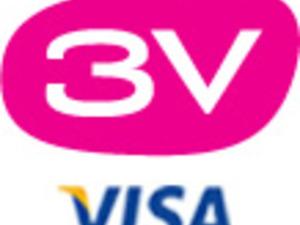 3V Visa creditcard Voucher met €30,- te goed