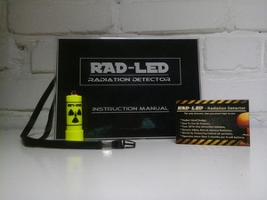 RAD-LED Straling Detector