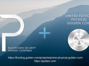Prime Gulden munt
